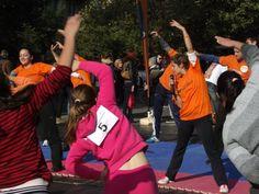 Със сутрешна гимнастика стартира Move week 2013 в София