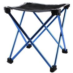 Camping Furniture :Walkstool Comfort Compact Stool Portable Folding stool desk with Case for Camping Hiking Sports travel Photography *** Trust me, this is great! Click the image.