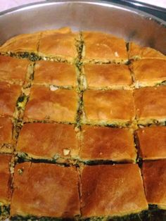 Spanakopita, Greek Recipes, Food To Make, Cooking, Ethnic Recipes, Desserts, Tattos, Foods, Side Dishes