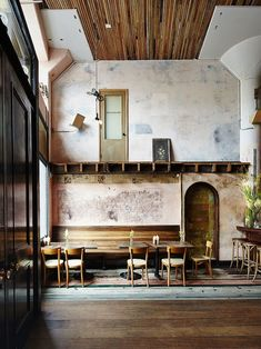 ATELIER RUE VERTE , le blog: San Fransisco / Smokestack : un bar-restaurant d'un autre temps /