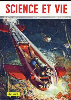 Science Et Vie (France), August 1952