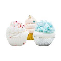 Cupcake Bath Bombs #cupcake #bath