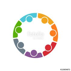 "Download the royalty-free vector ""People Family logo"" designed by Fotolia365 at the lowest price on Fotolia.com. Browse our cheap image bank online to find the perfect stock vector for your marketing projects!"