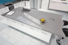 Glass Worktops