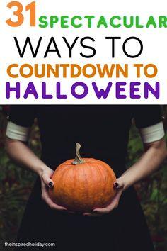 Halloween 2020 is shaping up to one we will never forget. Countdown to Halloween with these 31 bucket list ideas. Find all the best Halloween activities to try this year. Halloween Breakfast, Halloween Movie Night, Halloween This Year, Halloween Dinner, Halloween Books, Halloween Festival, Halloween Photos, Halloween 2020, Halloween Kids