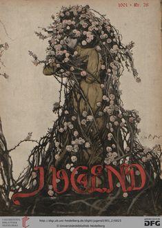 art of the beautiful-grotesque: Jugend : Various Artists