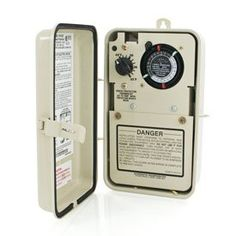 Intermatic Freeze Protection Timer and Thermostat Cool Pools, Things To Buy, Swimming Pools, Freeze, Pumps, Ebay, Ideas, Swiming Pool, Pools