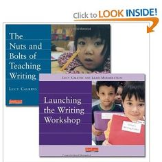 Launch a Primary Writing Workshop: Gettting Started with Units of Study for Primary Writing, Grades K-2: Lucy Calkins: 9780325037424: Amazon.com: Books