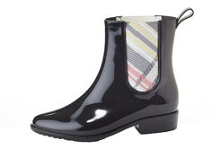 Henry Ferrera Womens Clarity-800 Short Rain Boots Black ** Read more reviews of the product by visiting the link on the image.