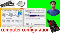 how to find out your own computer configurationdetails configaretion2017 https://youtu.be/hQm7GRq5bSs
