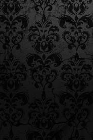 Black victorian wallpaper black wallpaper black and grey victorian wallpaper . Ipad Mini Wallpaper, Iphone 5s Wallpaper, Damask Wallpaper, Wallpaper For Your Phone, Cellphone Wallpaper, Black Wallpaper, Cool Wallpaper, Mobile Wallpaper, Pattern Wallpaper