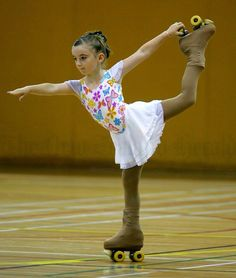 Artistic Roller Skating! Please like http://www.facebook.com/RagDollMagazine and follow @RagDollMagBlog @priscillacita