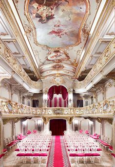 Available for sale from Ben Brown Fine Arts, Candida Höfer, Yusupov Palace St. Petersburg II C-print, 180 × 184 cm Beautiful Architecture, Beautiful Buildings, Beautiful Places, Versailles, Native Fox, Ben Brown, Main Image, Winter Palace, Hermitage Museum