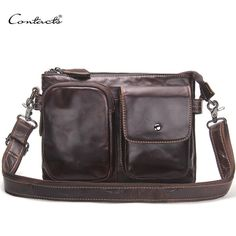 def376c751e0 AETOO New fashion leather men shoulder bag leisure Messenger bag factory  supply male bag