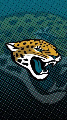 5 Longer Side Jacksonville City Jaguar Football Logo Die-Cut Decal Sticker Set of 4 Pieces
