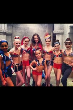 New group dance! ,with Asia Montray
