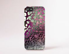 Leopard Print iPhone Case iPhone 6 Case iPhone 5 by casesbycsera