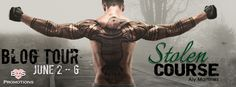 Stolen Course by Aly Martinez Blog Tour - Excerpt & Giveaway
