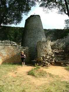 Great Zimbabwe - Palace of the Queen of Sheba