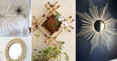 Awesome Asian Vibe With DIY Bamboo Wall Decor - http://decorating-hq.com/awesome-asian-vibe-diy-bamboo-wall-decor/