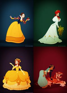 Historical Disney by shoomlah