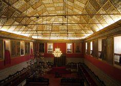 #Coimbra #University #CeremonialHall