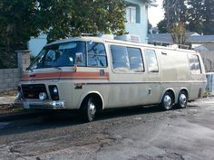 "1974 GMC ""Eleganza"" Motorhome"