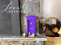 Lovely weekend puerta ratoncito perez, raton perez, ratoncito perez, puerta raton perez, puerta hadas, fairy door, regalos para niños, regalos originales, decoracion infantil, hada de los dientes, tooth fairy,