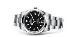 Rolex Explorer Watch: 904L steel - 214270