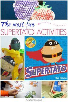 supertato activities