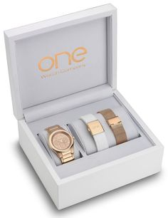 Brilhos da Moda: One Watch Campany