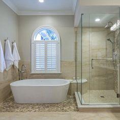 Master Bathroom Shower, Bathroom Layout, Bathroom Interior, Modern Bathroom, Bathroom Tubs, Master Bathrooms, Bathroom Cabinets, Bathroom Remodeling, Small Bathrooms