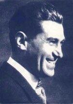Milos Crnjanski,  one of the greatest Serbian writers 20th century.