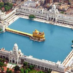 Golden temple!