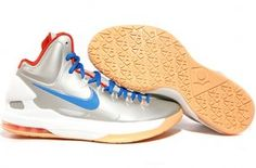 "Nike KD 5 ""Birch"" | KicksOnFire"