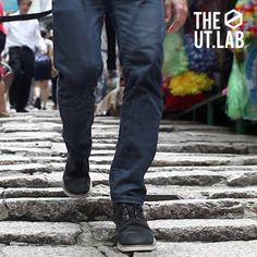 THE ARGONAUT Explorer uses leather-grade microfiber, a nylon kevlar blend and Tyvek for its upper, making it super light, incredibly strong and fashion forward. | THE UT.LAB | MICROFIBER | Get creative with our Materials *