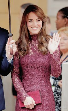 Catherine, Duchess of Cambridge attends a creative industry event to celebrate cultural collaboration between the UK and China at Lancaster House on October 21, 2015.