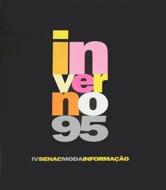 Senac Moda Informação - Inverno 1995
