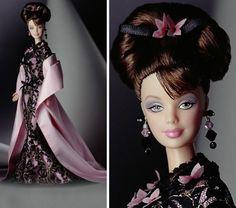 Image - BARBIE designer hanae - ★Les poupées BARBIE de collection, les plus belles... - Skyrock.com