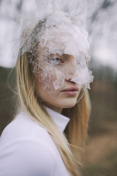 Oyster Fashion: 'Geo' Shot by Rebekah Campbell