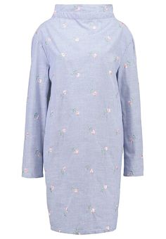 Kleding Fashion Union Tall COSMIC  - Korte jurk - blue/white Multicolor: € 35,95 Bij Zalando (op 23-4-17). Gratis bezorging & retournering, snelle levering en veilig betalen!