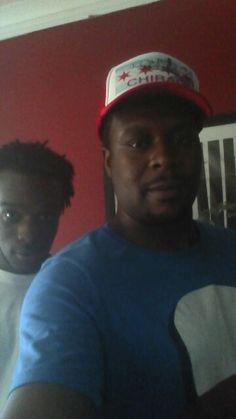 KC Tha Don and Chuck Deucey
