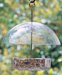 Seed Saver Bird Feeder - traditional - birdhouses - other metro - Walpole Outdoors