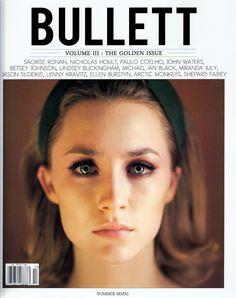 Saoirse Ronan for Bullet magazine  #editorial #photography #celebs #fashion