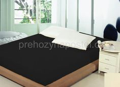Černá napínací prostěradlo na postel Mattress, Toddler Bed, Furniture, Home Decor, Homemade Home Decor, Home Furnishings, Interior Design, Home Interiors, Decoration Home