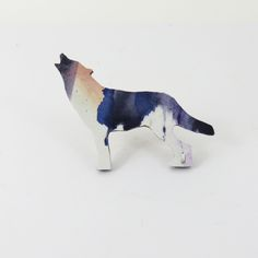 Dog or Wolf Brooch £12.00