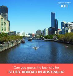Seven Best Student Cities in Australia | Top Universities