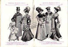 Magazine de fourrures - Allemagne - 1903
