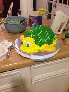 Gabby's bday cake 2014