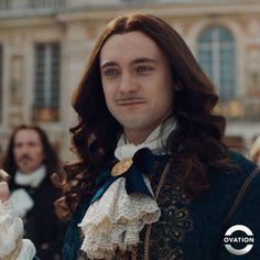 Versailles Bbc, Louis Xiv Versailles, Versailles Tv Series, Luis Xiv, French Revolution, Music Tv, Period Dramas, Series Movies, Tv Shows